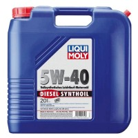 Масло моторное Liqui Moly Synthoil Diesel 5W-40 (20л) 1342